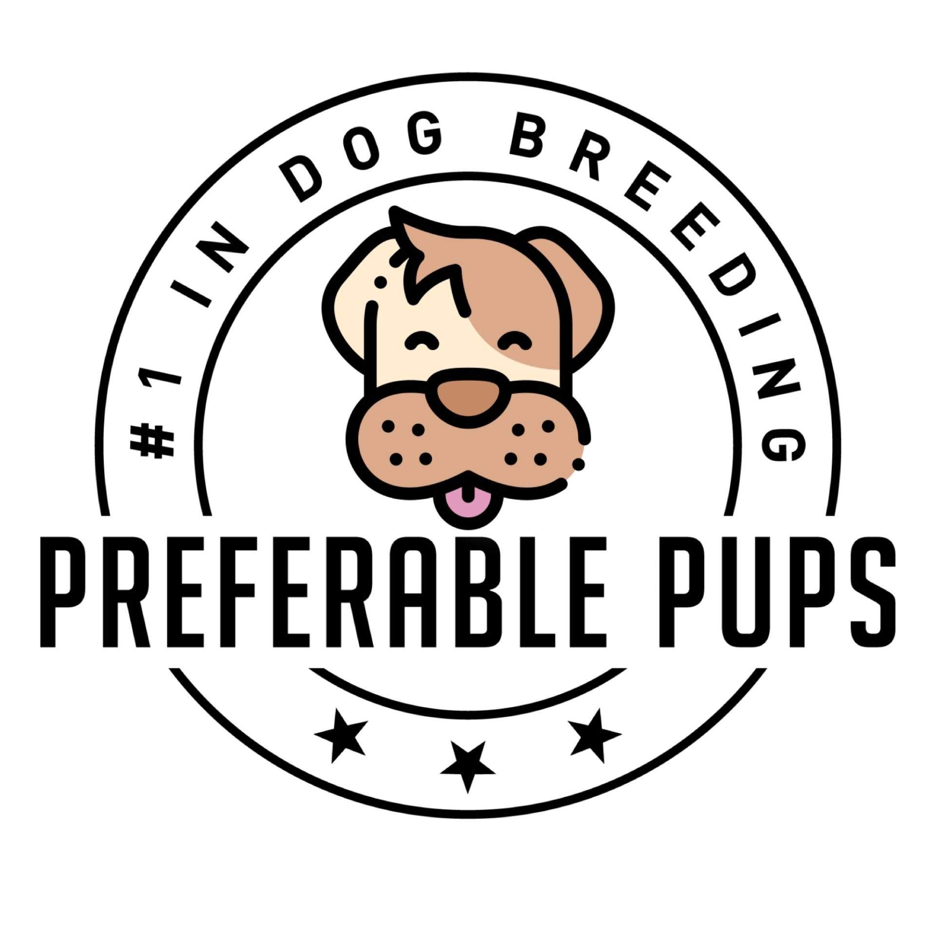 Preferable Pups Logo